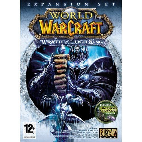 World of Warcraft: Wrath of the Lich King (DVD-ROM)