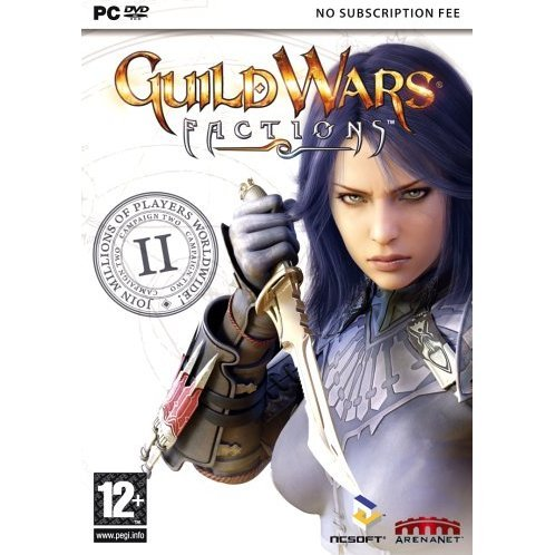 Guild Wars Factions (DVD-ROM)