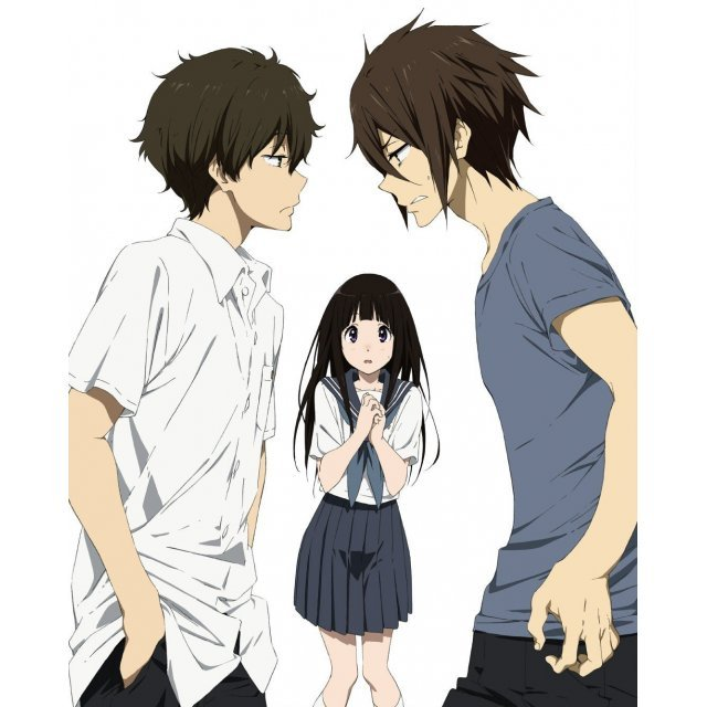 Hyouka Vol.2 [DVD+CD Limited Edition]