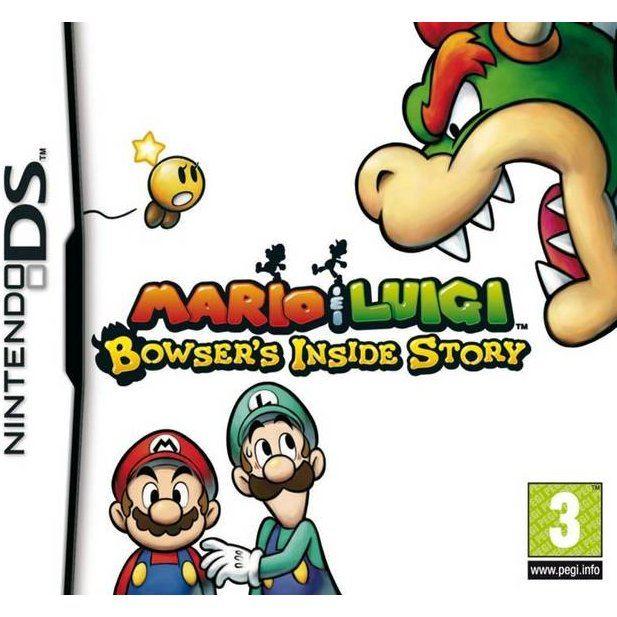 Mario Luigi Bowser S Inside Story