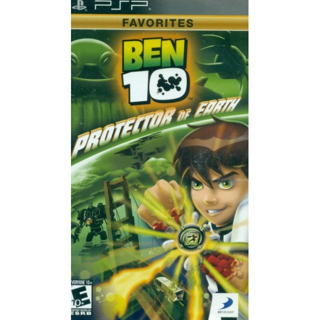 Ben 10: Protector of Earth (Favorites)