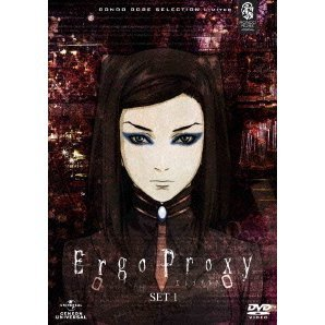 Ergo Proxy Set 1 [Limited Pressing]