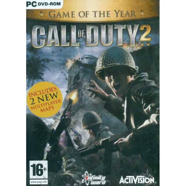 Call of Duty 2: Game of the Year (DVD-ROM)