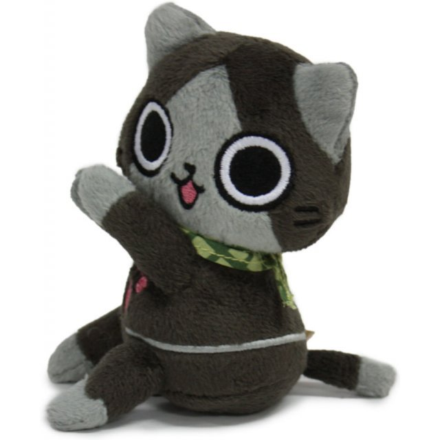 Monster Hunter Airou Clip Plush: Melaleu