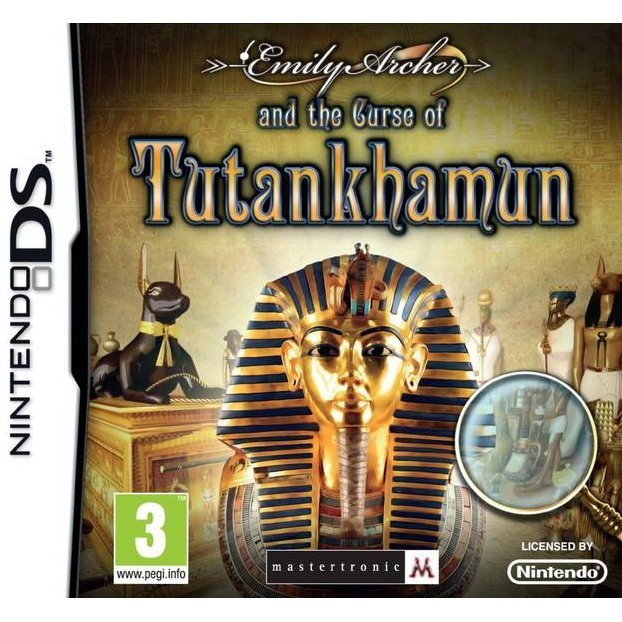 Emily Archer and the Curse of Tutankhamun