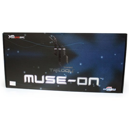 Gammac DJ Max Trilogy New Muse-On Controller