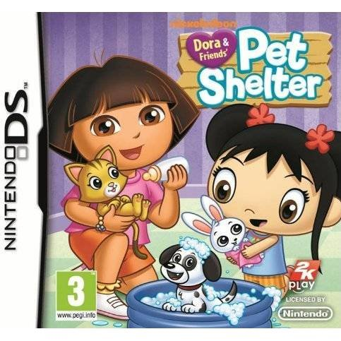 Dora & Friends Pet Shelter