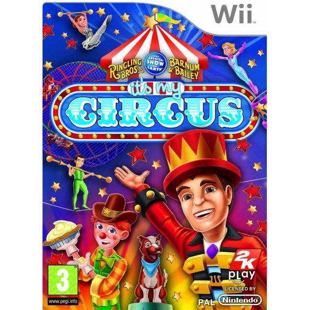 It's My Circus!