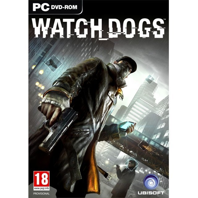 Watch Dogs (English Only) (DVD-ROM)