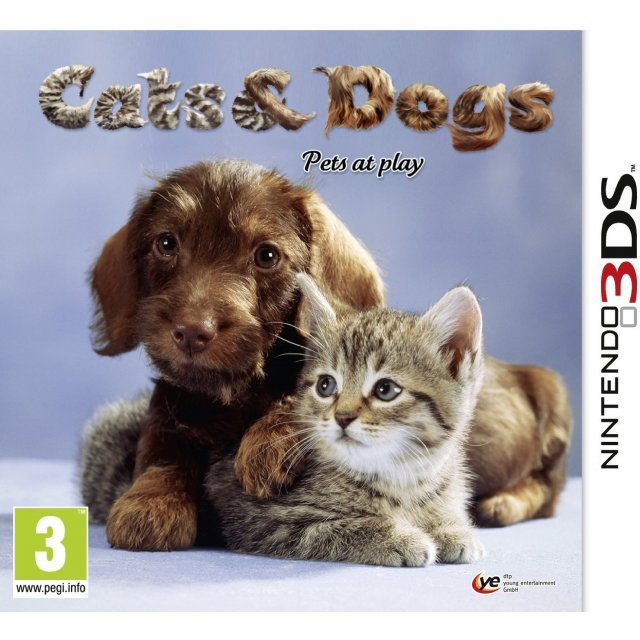 Best Friends: Cats and Dogs 3D