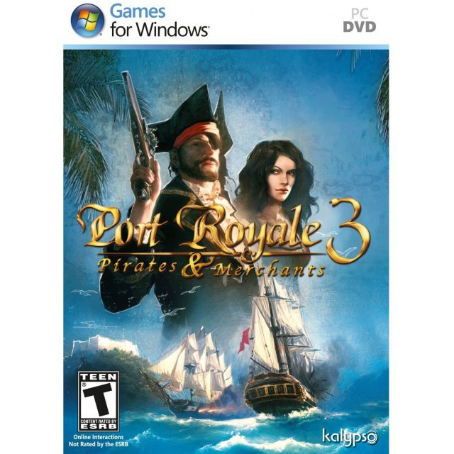Port Royale 3: Pirates and Merchants (DVD-ROM)