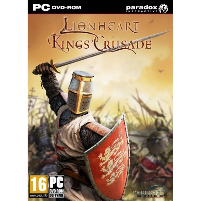 Lionheart: Kings' Crusade (DVD-ROM)