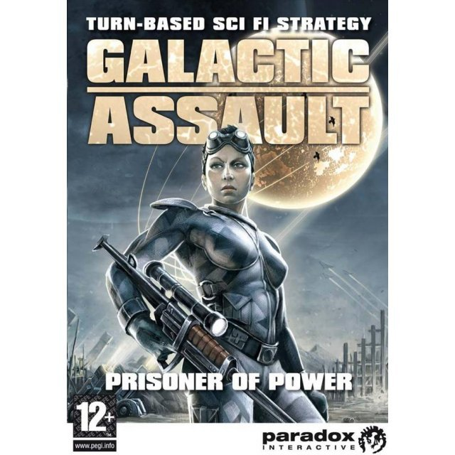 Galactic Assault: Prisoner of Power (DVD-ROM)