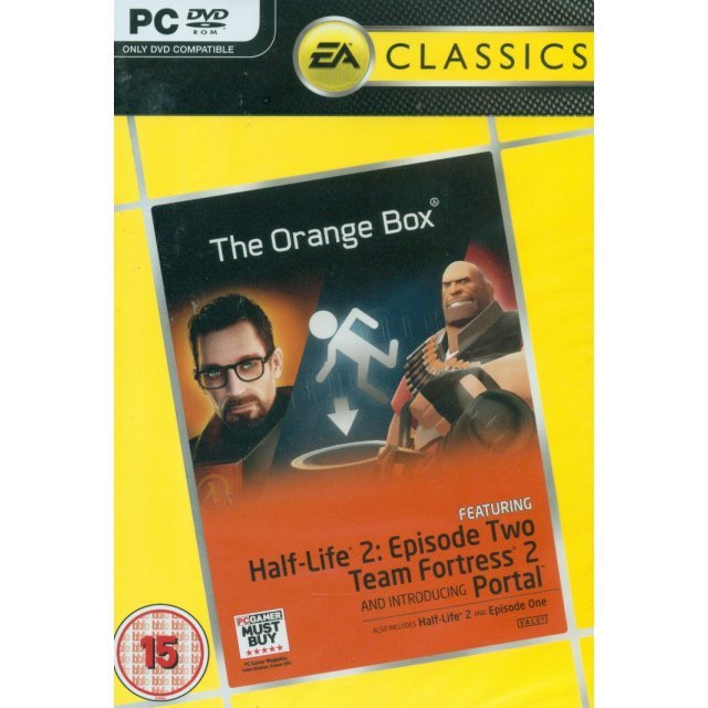 Half-Life 2: The Orange Box (EA Classics) (DVD-ROM)