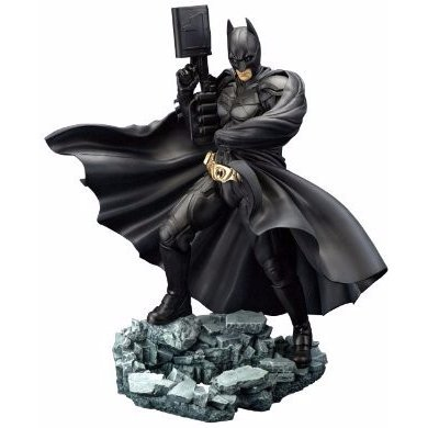 ARTFX Dark Knight Rising 1/6 Scale Pre-Painted PVC : Batman