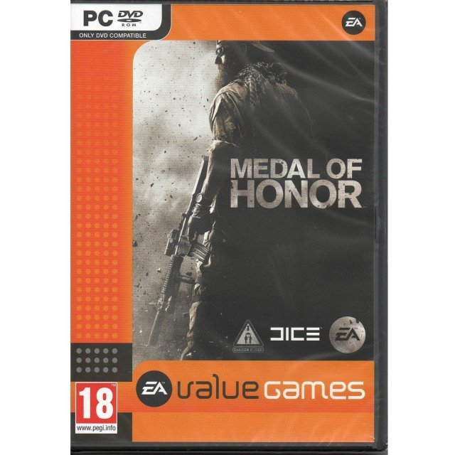 Medal of Honor (Classics) (DVD-ROM)