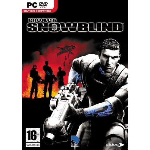 Project: Snowblind (DVD-ROM)