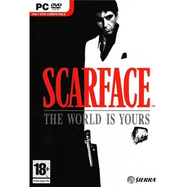 Scarface: The World Is Yours (DVD-ROM)