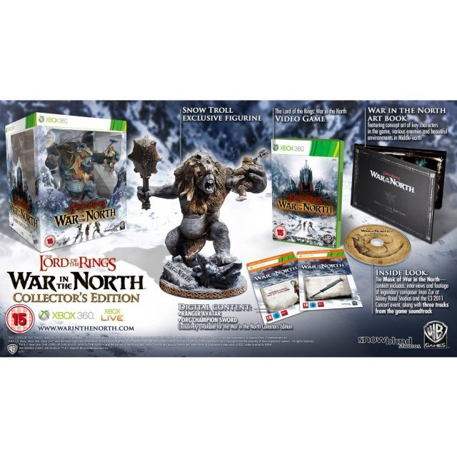 Lord of the Rings: War in the North (Collector's Edition)