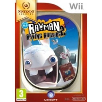 Rayman Raving Rabbids 2 (Selects)