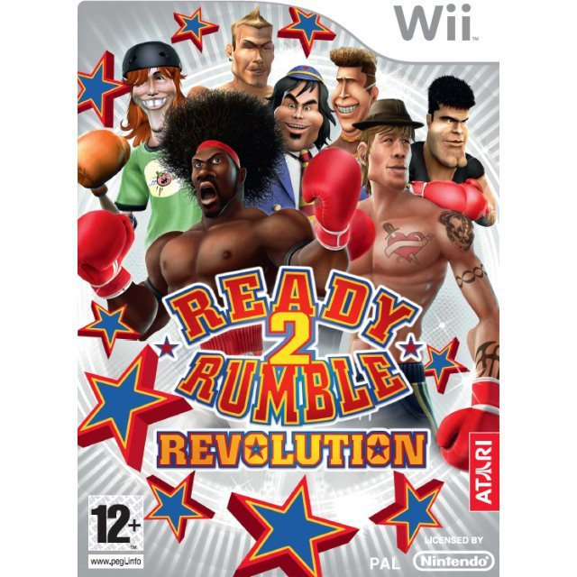 Ready 2 Rumble: Revolution