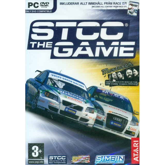 STCC: The Game (DVD-ROM)