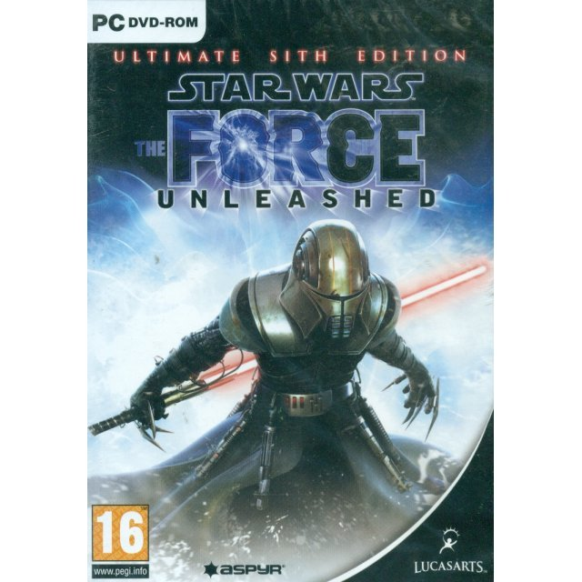 Star Wars: The Force Unleashed - Ultimate Sith Edition (DVD-ROM)