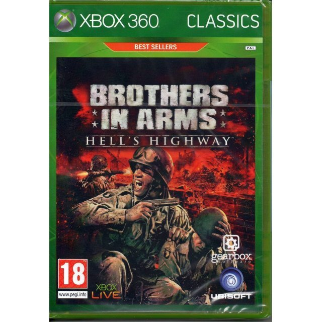 Brothers in Arms: Hell's Highway (Classics)