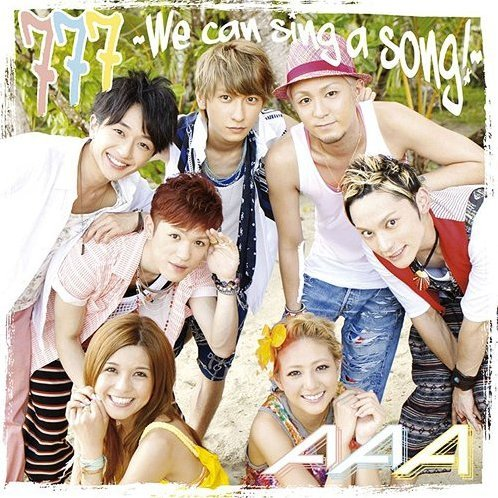777 - We Can Sing A Song [Limited Edition]