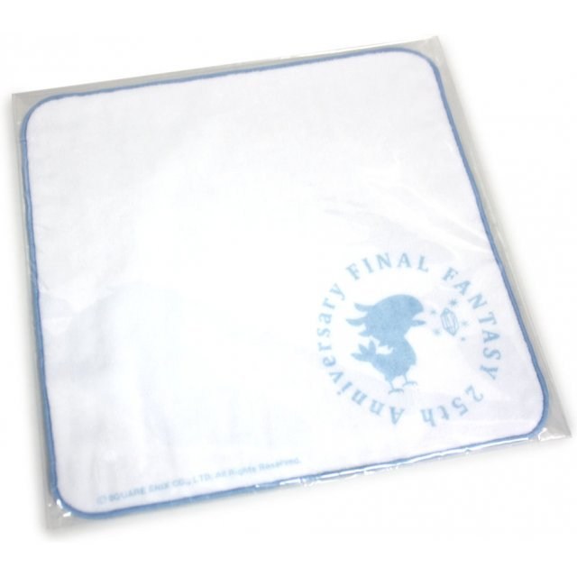Final Fantasy 25th Anniversary Mini Towel