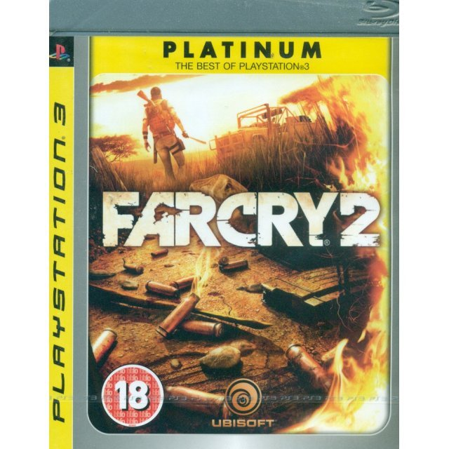 Far Cry 2 (Platinum)