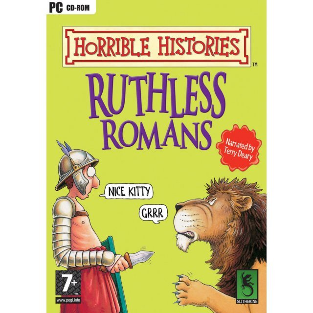 Horrible Histories: Ruthless Romans (DVD-ROM)