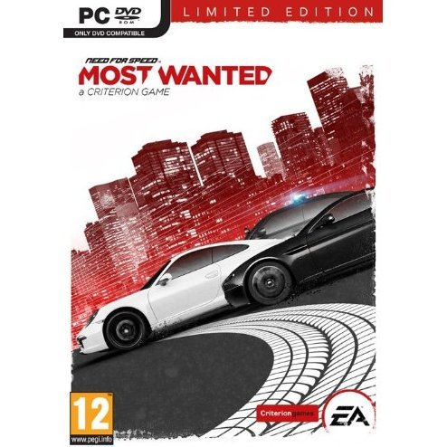 Need for Speed: Most Wanted - A Criterion Game (Limited Edition) (DVD-ROM)