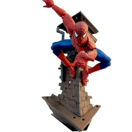 SCI-FI Revoltech Series No.39 - Spider-Man: Spiderman (Re-run)