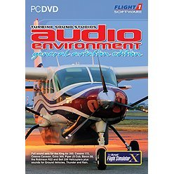Audio Environment: General Aviation Edition (DVD-ROM)