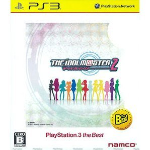 The Idolm@ster 2 [PlayStation3 the Best Version]