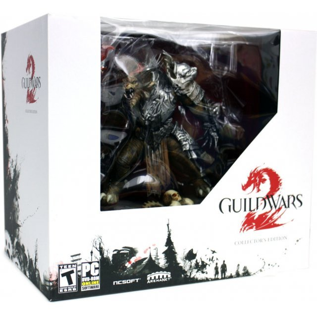 Guild Wars 2 (Collector's Edition) (DVD-ROM)