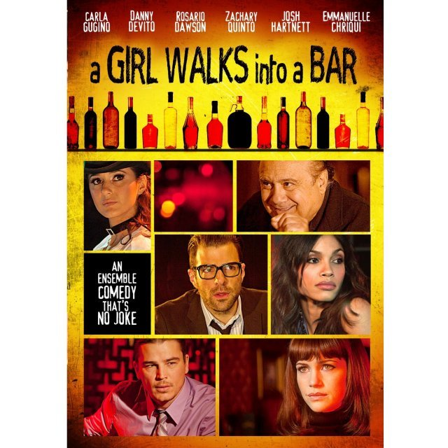 A Girl Walks Into A Bar