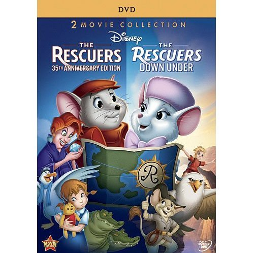 The Rescuers 2 Movie Collection