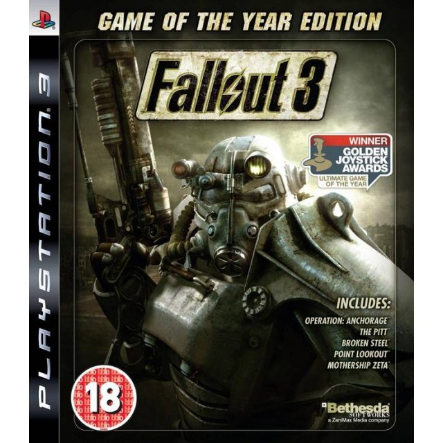 Fallout 3: Game of the Year