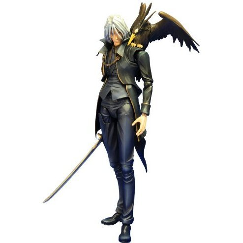Cowboy Play Arts Kai Non Scale Pre-Painted PVC Figure: Vicious