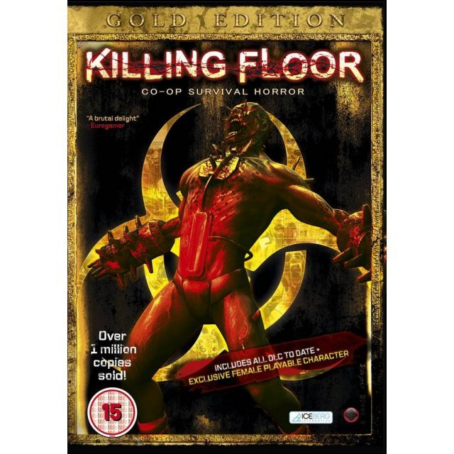 Killing Floor (Gold Edition) (DVD-ROM)