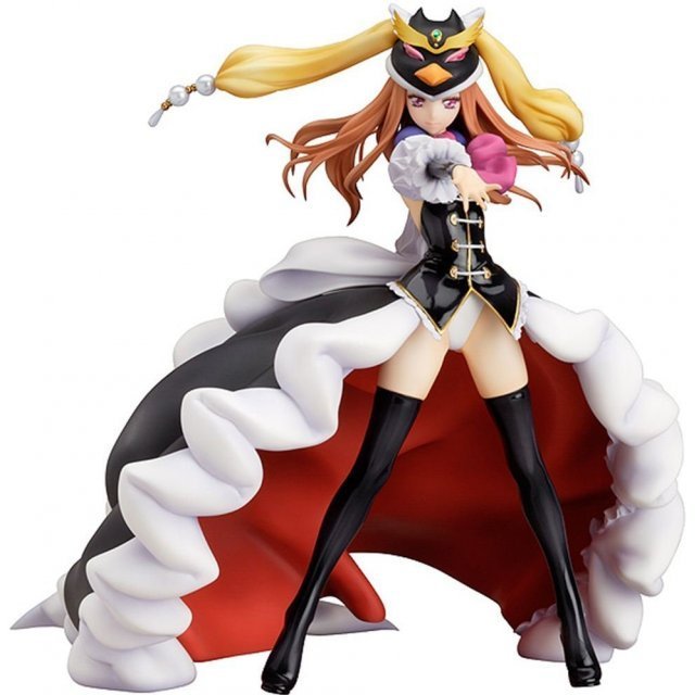Mawaru-Penguindrum 1/8 Scale Pre-Painted PVC Figure: Princess of the Crystal