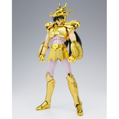 Saint Seiya : Saint Cloth Myth Gold Dragon Shiryu PVC Figure Limited