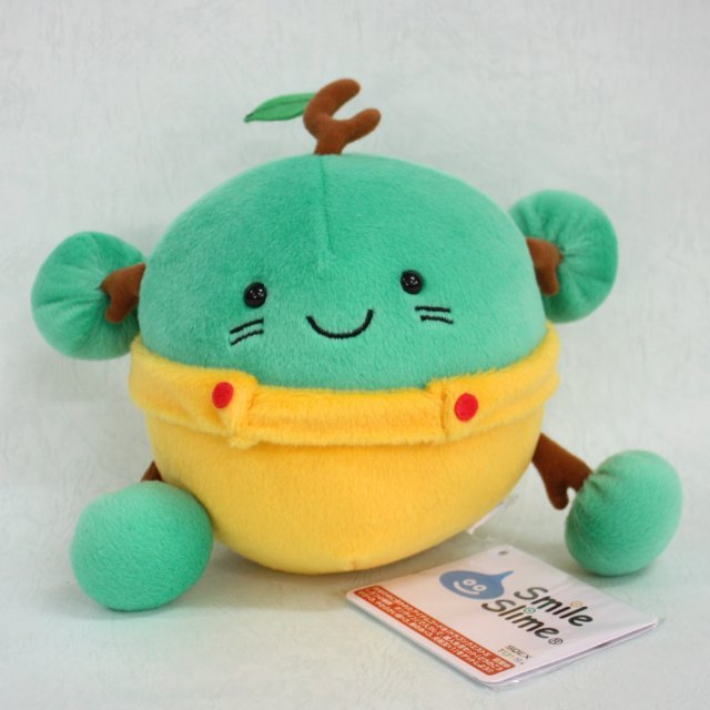 Dragon Quest: Smile Slime Monster Plush OM Omutsukkori