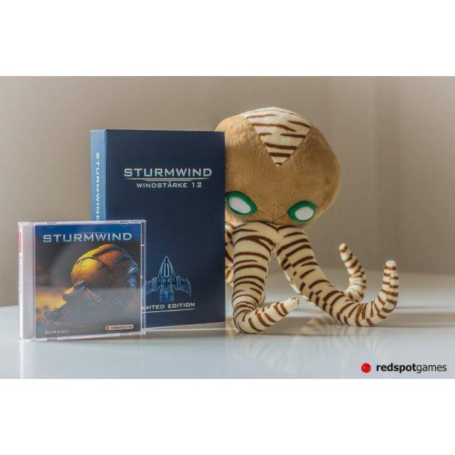 Sturmwind: Windstärke 12 [Limited Deluxe Edition w/ Krakor]