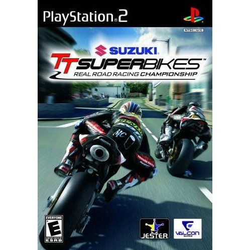 Suzuki TT Superbikes: Real Road Racing Championship