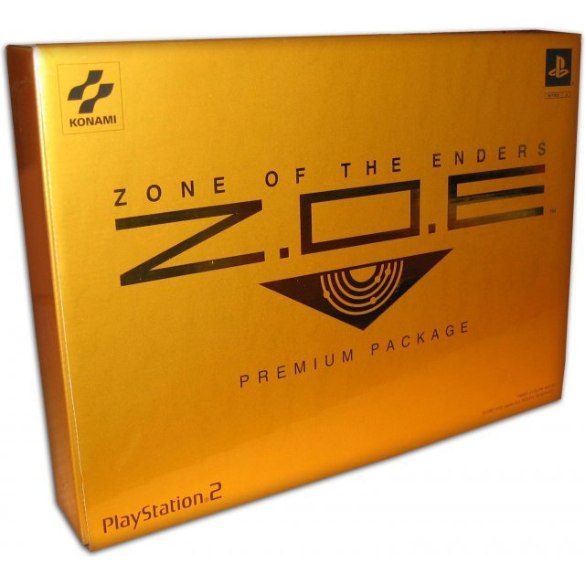 Z.O.E.: Zone of the Enders [Premium Package]