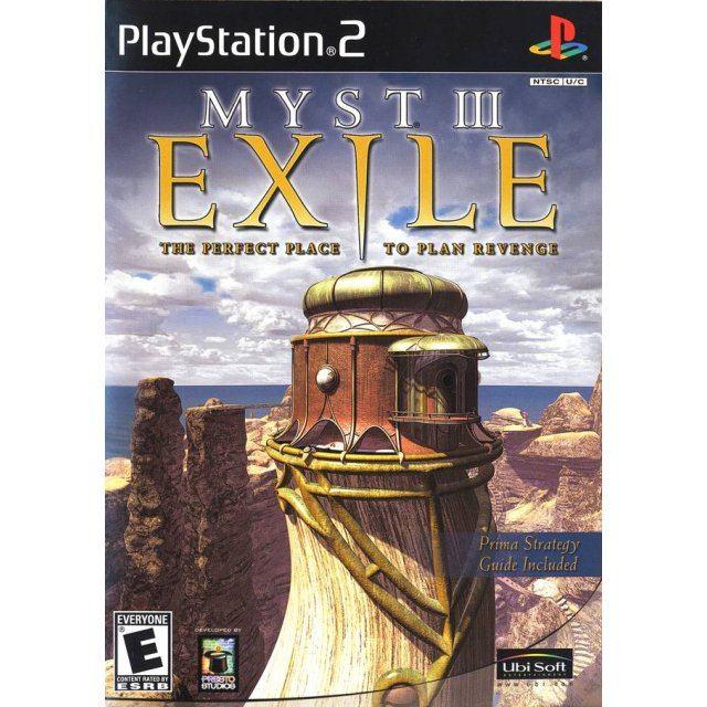 Myst III: Exile [US/NTSC-UC]