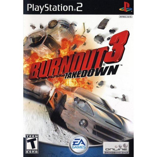 Burnout 3: Takedown (Greatest Hits)